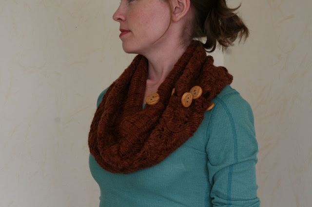 Tsu Wrap/Cowl/Capelet…thingy