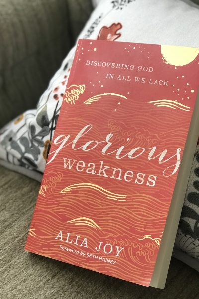 Glorious Weakness – A Book Review